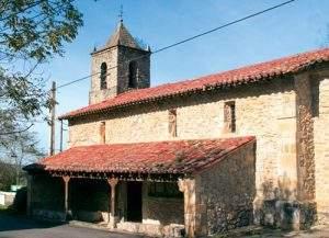 parroquia de santa marina san pedro de las baheras