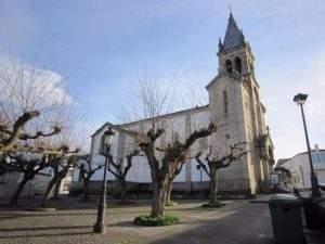 Parroquia de Santa Marina (Sarria)