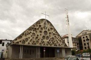 parroquia de santa marina villarcayo