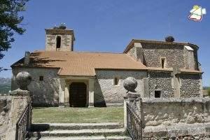 parroquia de santa marina virgen y martir alameda del valle