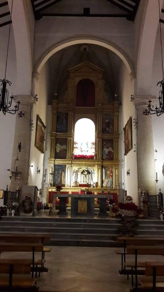 parroquia de santa marta martos