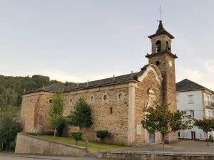 Parroquia de Santa Marta (Riotorto)