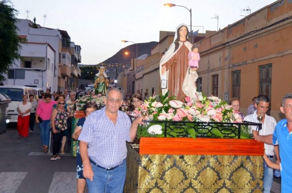 parroquia de santa marta valle de los nueve telde
