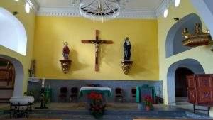 Parroquia de Santa Mónica (Utiaca) (Vega de San Mateo)