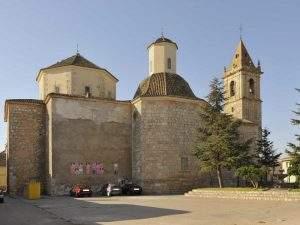 Parroquia de Santa Quiteria (Casas de Ves)