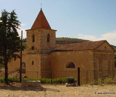 parroquia de santa quiteria higueruela