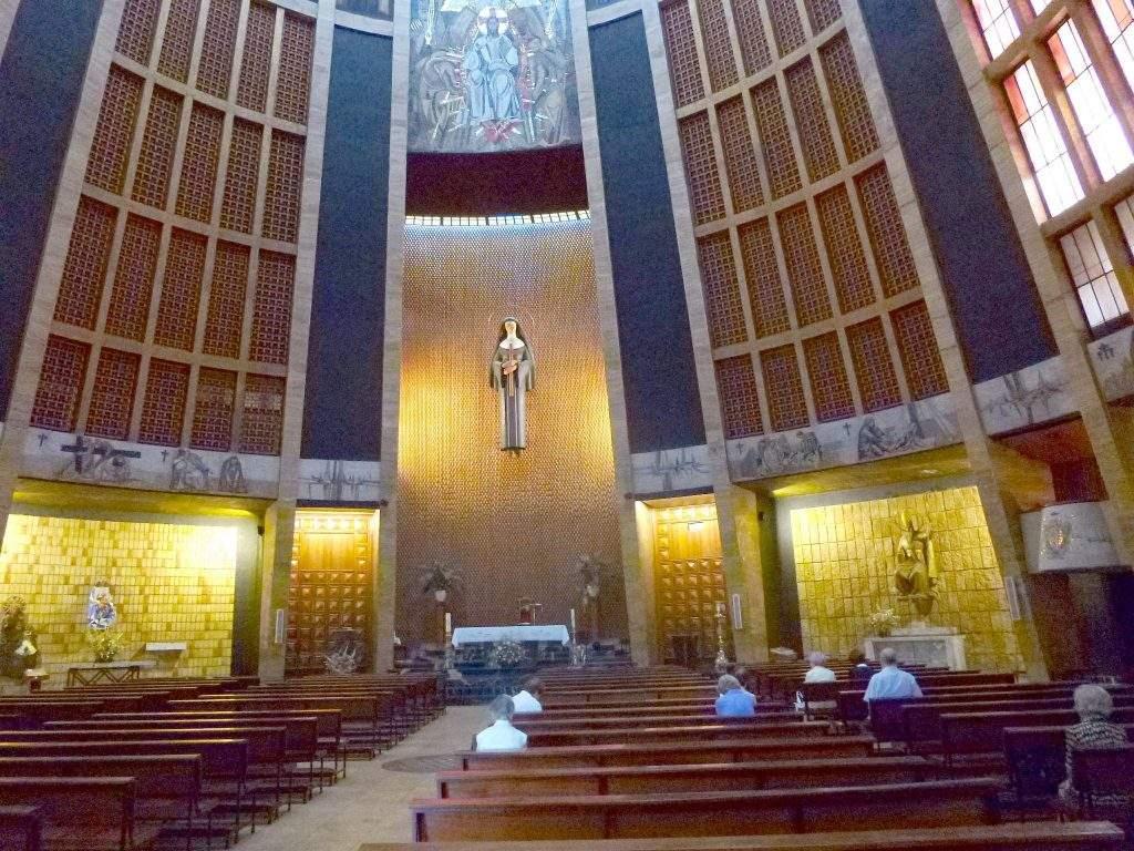 parroquia de santa rita agustinos recoletos madrid