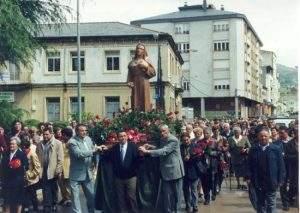 Parroquia de Santa Rita (O Barco de Valdeorras)