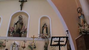 parroquia de santa rosa de lima igualeja