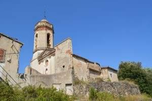 Parroquia de Santa Seclina (Caldes de Malavella)