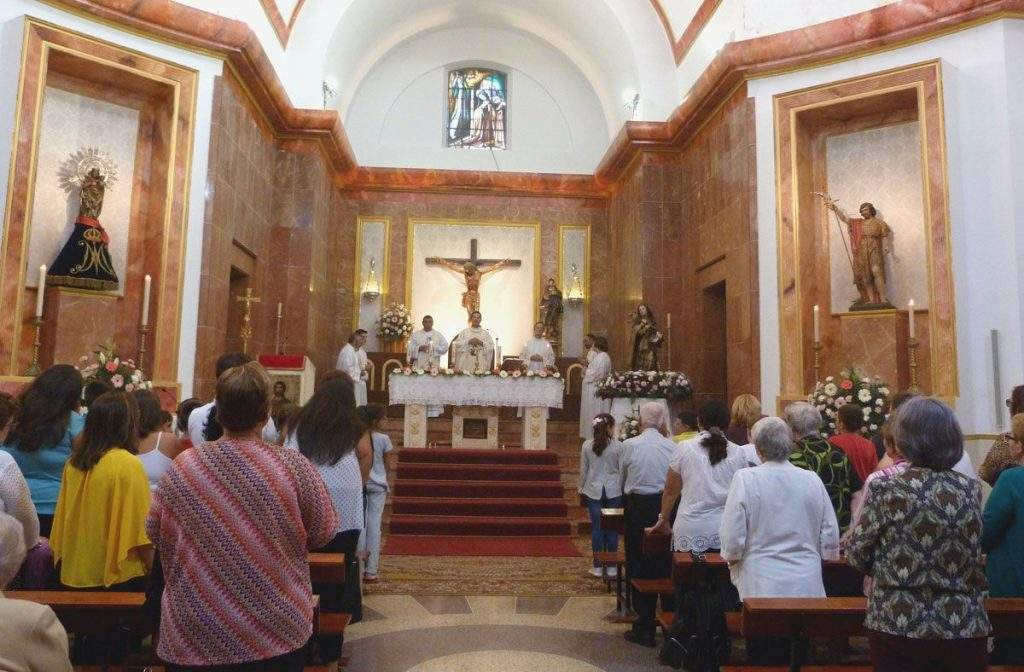 parroquia de santa teresa de jesus ceuta