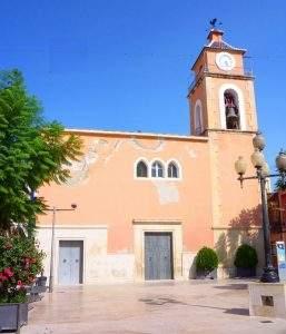 parroquia de santa teresa de jesus el campello
