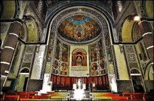 parroquia de santa teresa de jesus gava