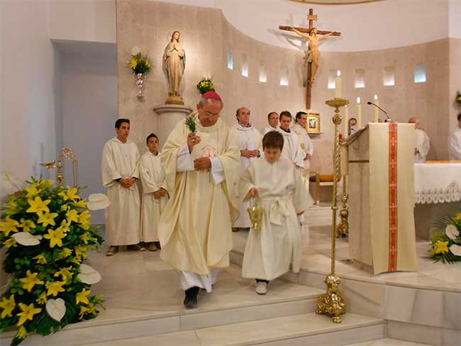 parroquia de santa teresa de jesus malagon