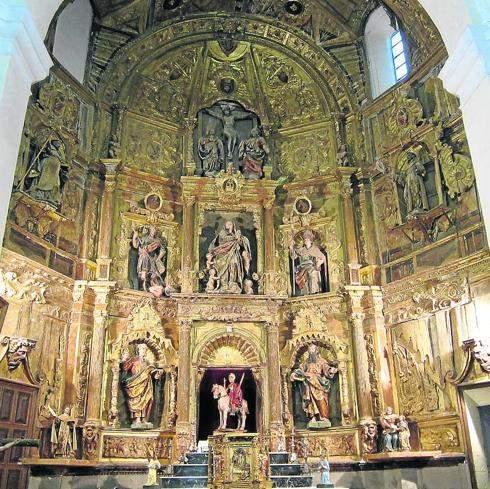 parroquia de santa teresa de jesus palazuelo