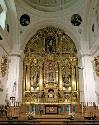 parroquia de santa teresa de jesus segovia