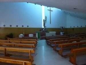 parroquia de santa teresa de jesus tres cantos