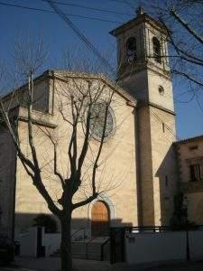 Parroquia de Santa Tereseta (Son Armadans) (Palma de Mallorca)