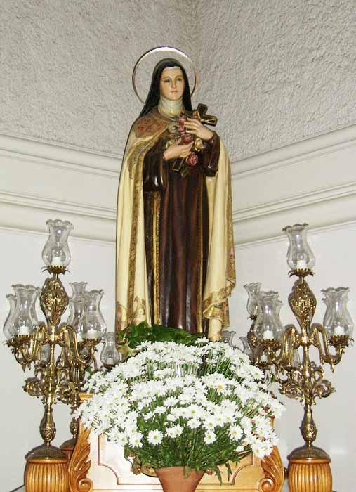 parroquia de santa teresita del nino jesus las palmas de gran canaria
