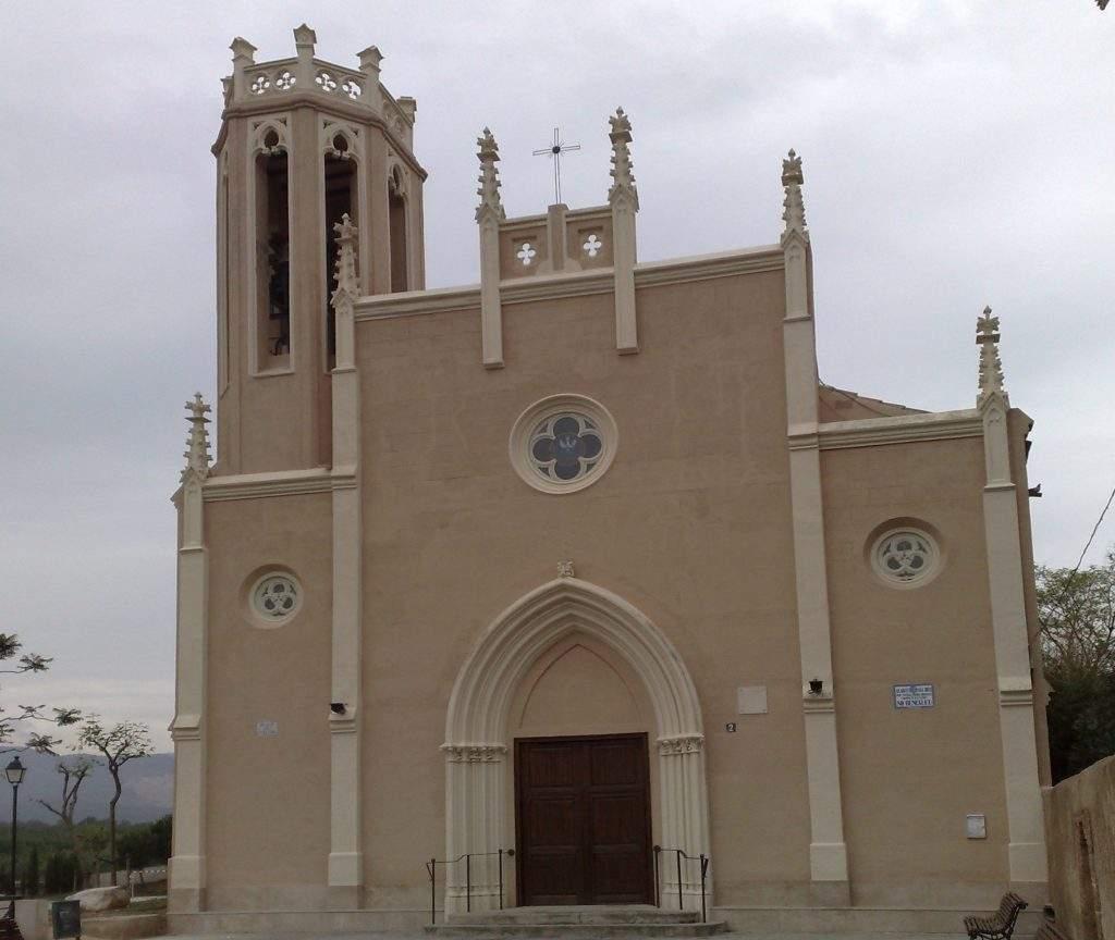 parroquia de santa ursula el mila