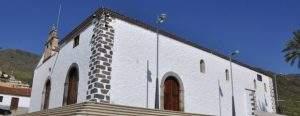 parroquia de santa ursula martir adeje