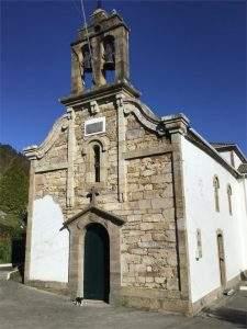 parroquia de santa uxia mandia