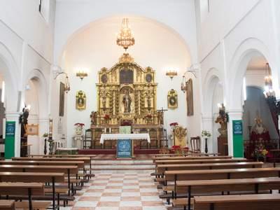 parroquia de santa victoria barriada el naranjo cordoba