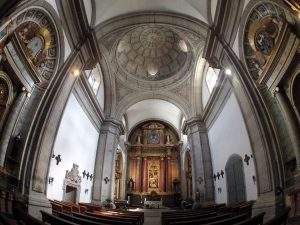 Parroquia de Santiago A Nova (Lugo)