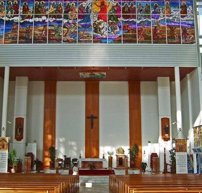 parroquia de santiago alicante