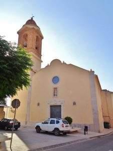 parroquia de santiago apostol alborache