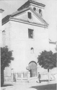 Parroquia de Santiago Apóstol (Alcalá de Henares)