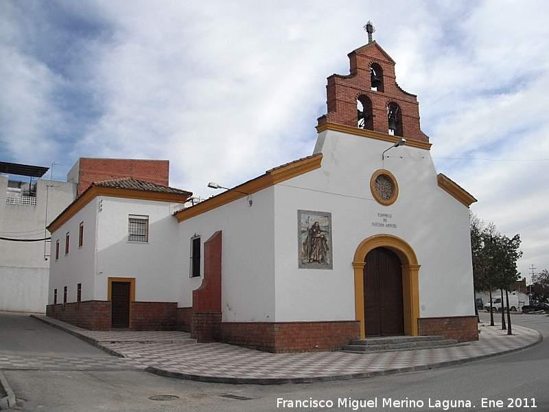 parroquia de santiago apostol andujar