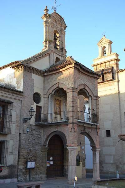 parroquia de santiago apostol antequera