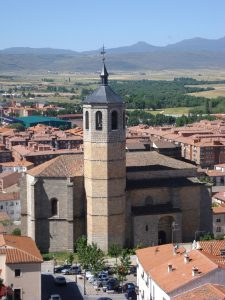 Parroquia de Santiago Apóstol (Ávila)