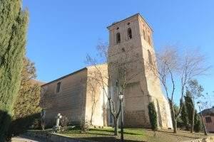 parroquia de santiago apostol ceinos de campos