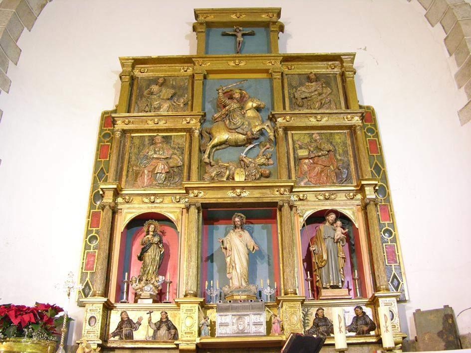 parroquia de santiago apostol coria