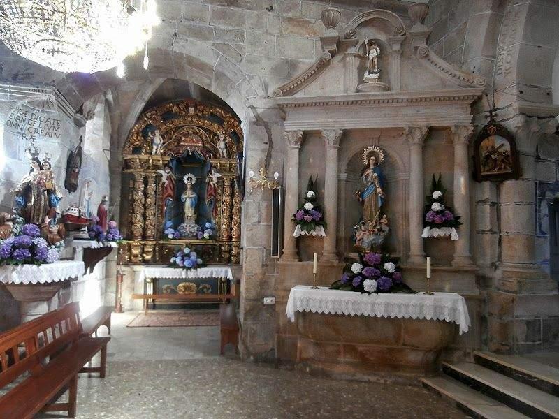 parroquia de santiago apostol cotobade