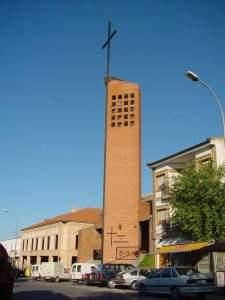 parroquia de santiago apostol el alamo