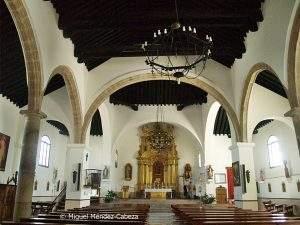 parroquia de santiago apostol espinoso del rey