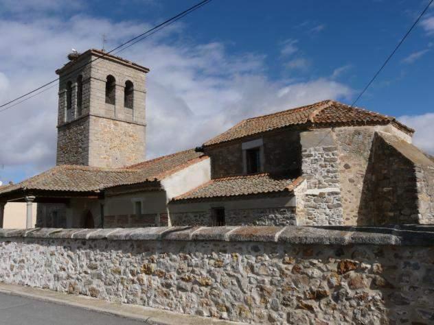 parroquia de santiago apostol ituero y lama