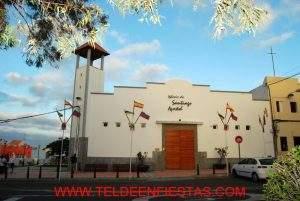 Parroquia de Santiago Apóstol (Lomo Cementerio) (Telde)