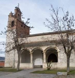parroquia de santiago apostol megeces de iscar