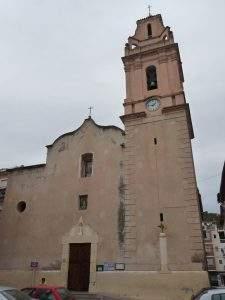 parroquia de santiago apostol montanejos