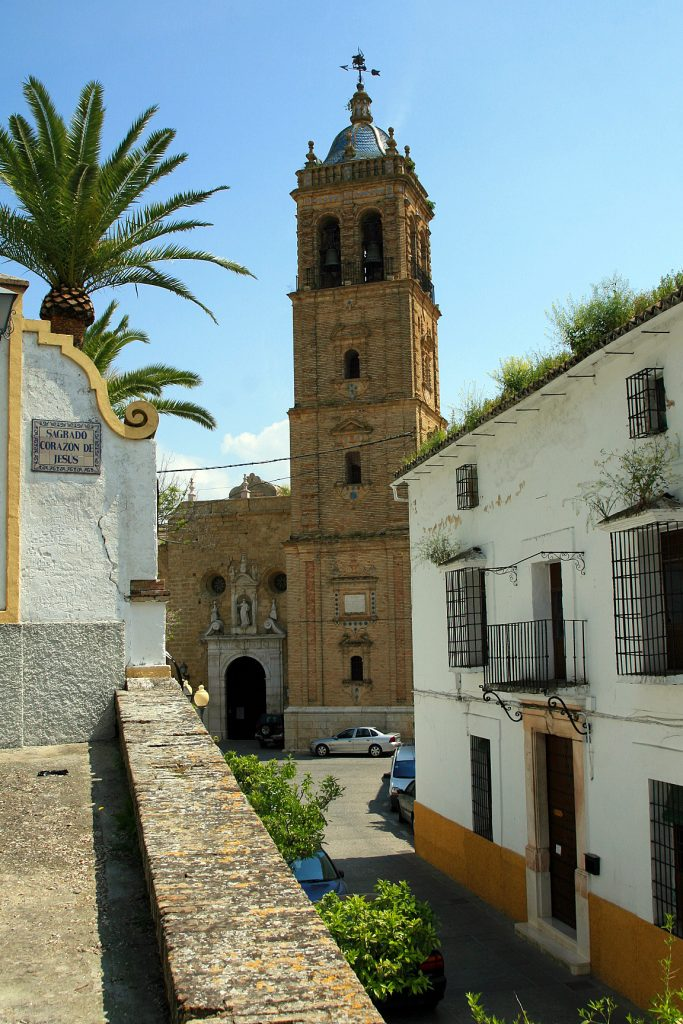 parroquia de santiago apostol montilla