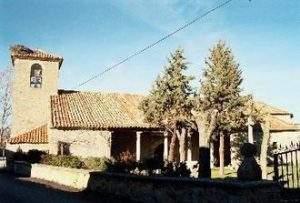Parroquia de Santiago Apóstol (Muñotello)