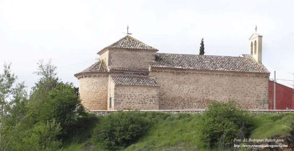parroquia de santiago apostol naharros