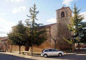 Parroquia de Santiago Apóstol (Navares de Enmedio)