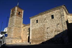 parroquia de santiago apostol noblejas