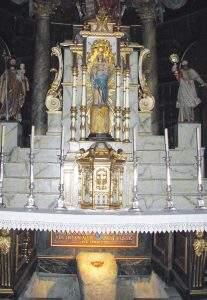 parroquia de santiago apostol padron