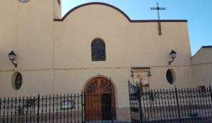 parroquia de santiago apostol portman